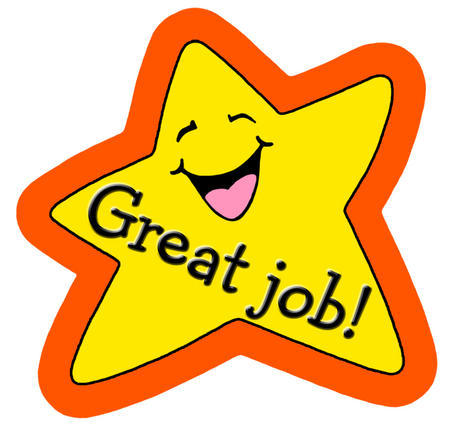 Watch more like Job Well Done Clip Art
